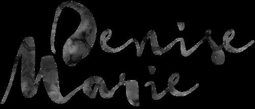 denise marie photography logo